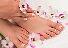 foot care - pedicure