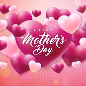 happy-mothers-day-greeting-card-with-hea