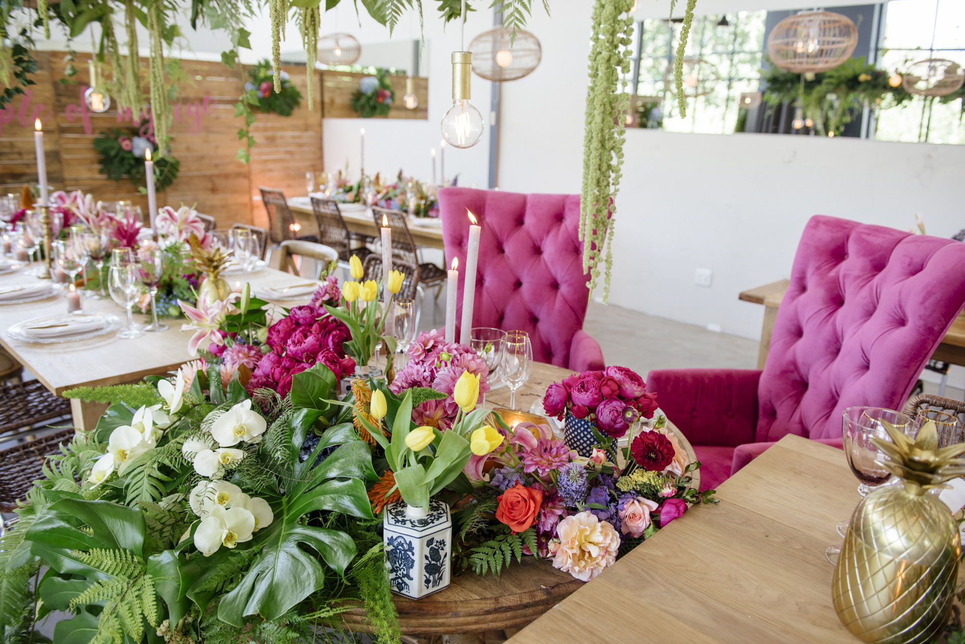cape town wedding planner tropical