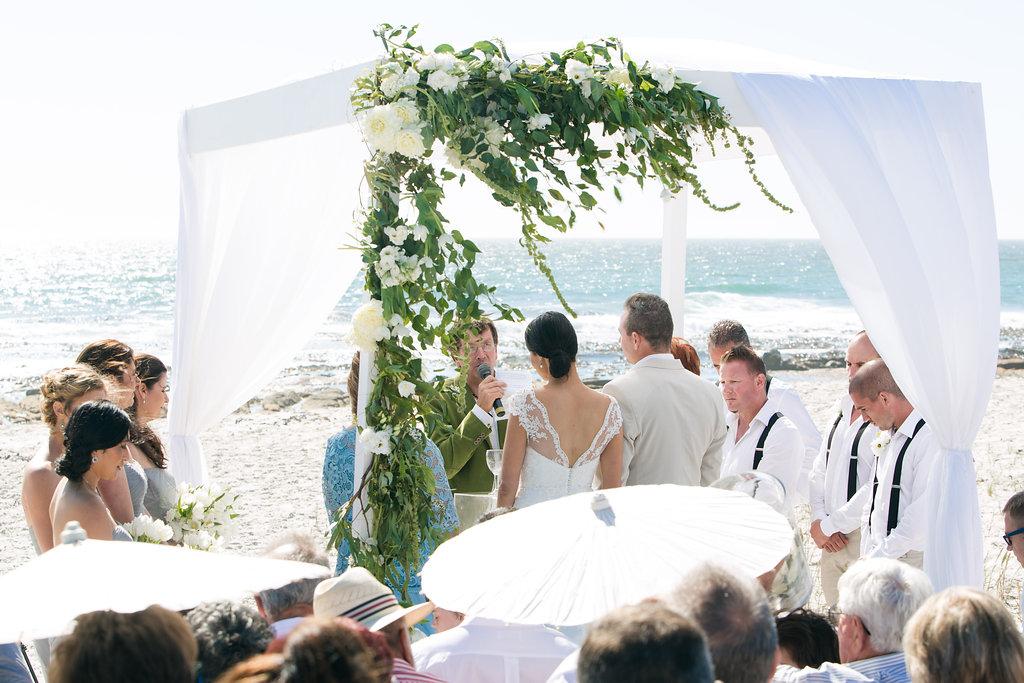 cape town wedding planner beach wed