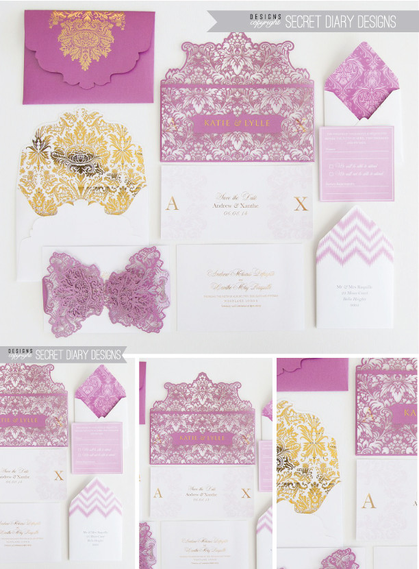 wedding stationary cape town