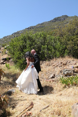 vintage wedding by cape town planner