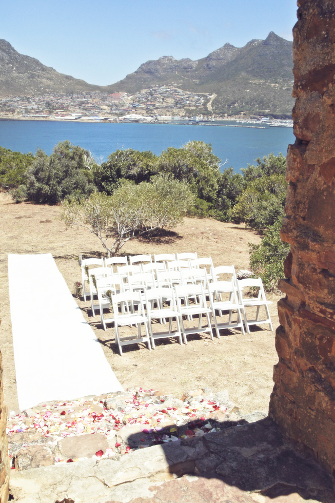 vintage wedding planners cape town