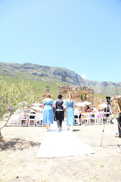 wedding coordinators cape town