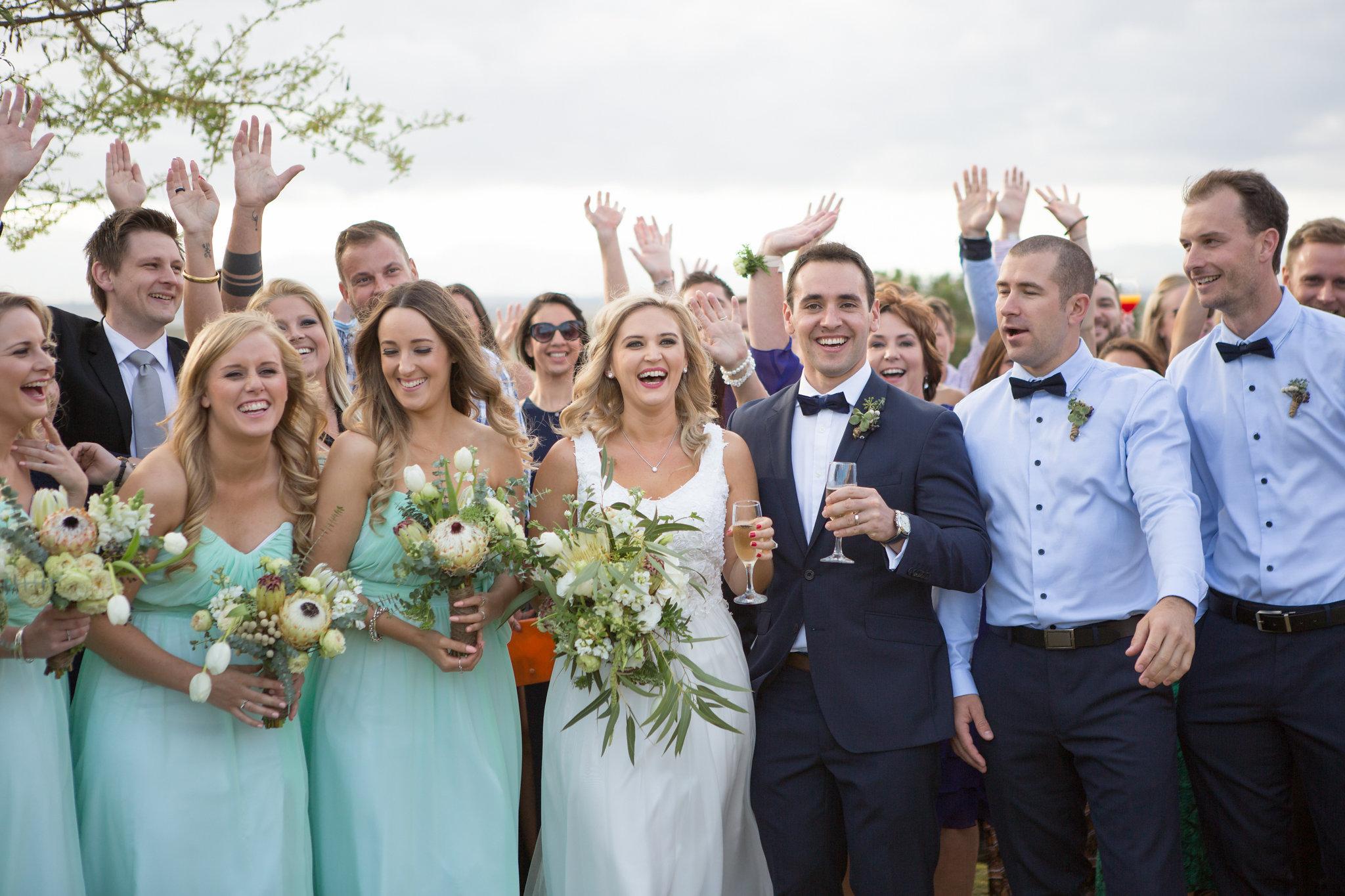 safari cape town wedding planner