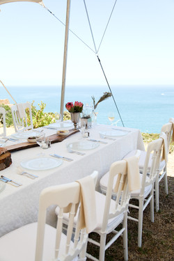 beach wedding venue in cape town