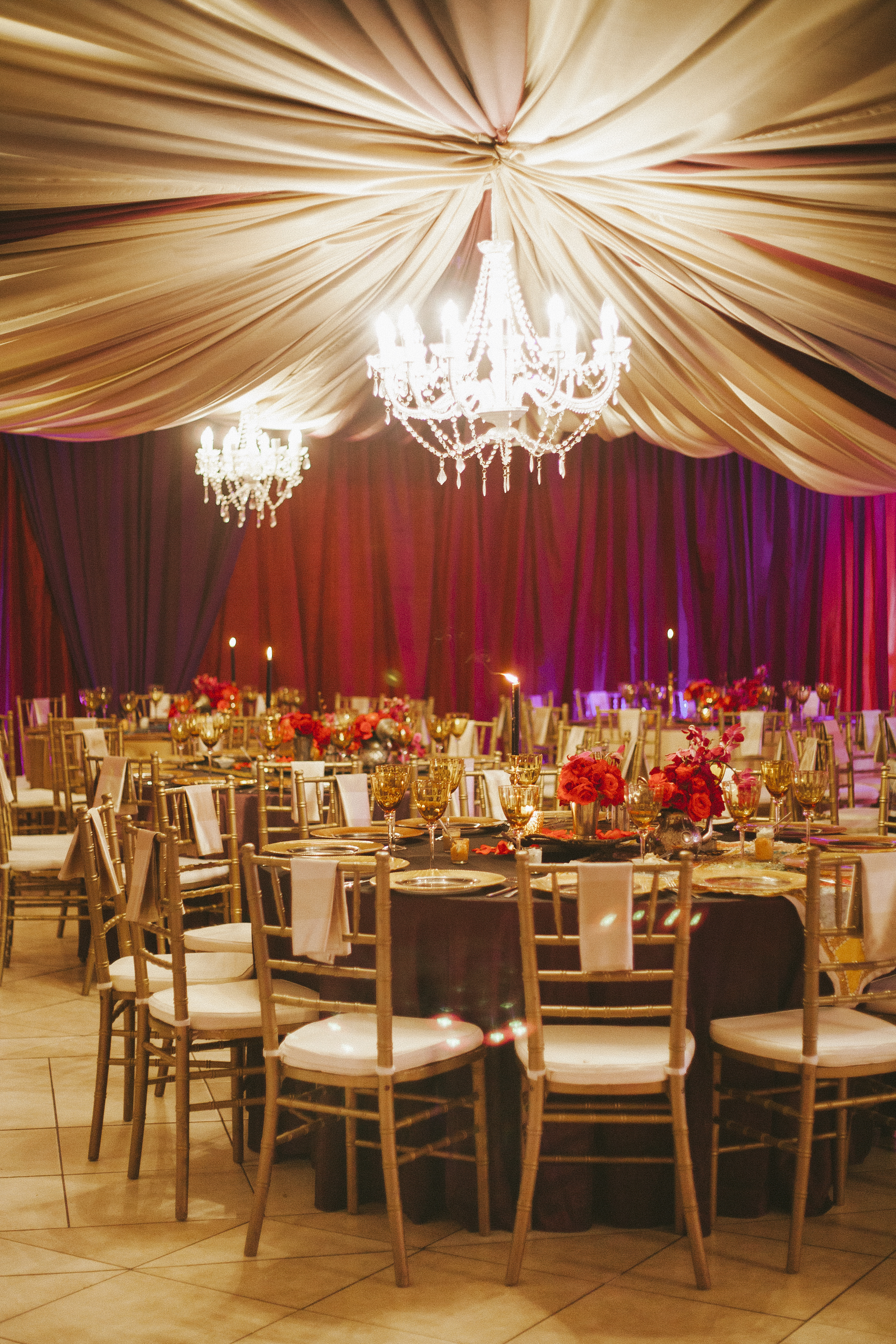 luxury event planner Arabian night