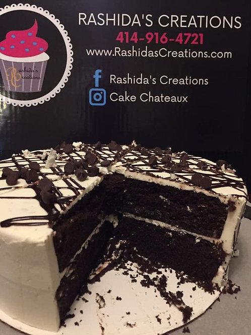 Butter Chocolate Cake (Chocolate)