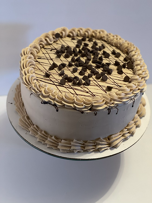 Butter Chocolate Cake