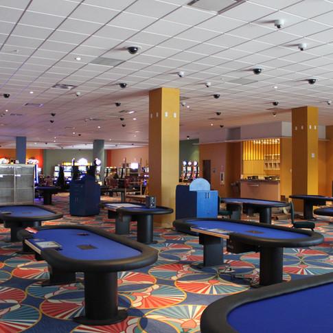 Jai-Alai Casino Renovation