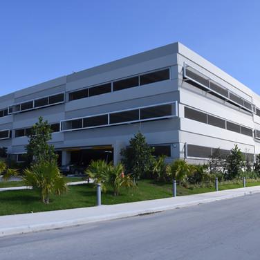 Mount Sinai Employee Parking Garage