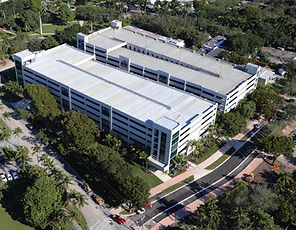 University of Miami Merrick & Pavia Parking Garages