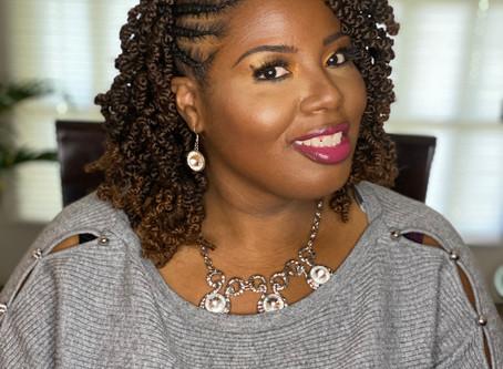 National Women's Small Business Month: Meet Tiberia Morris