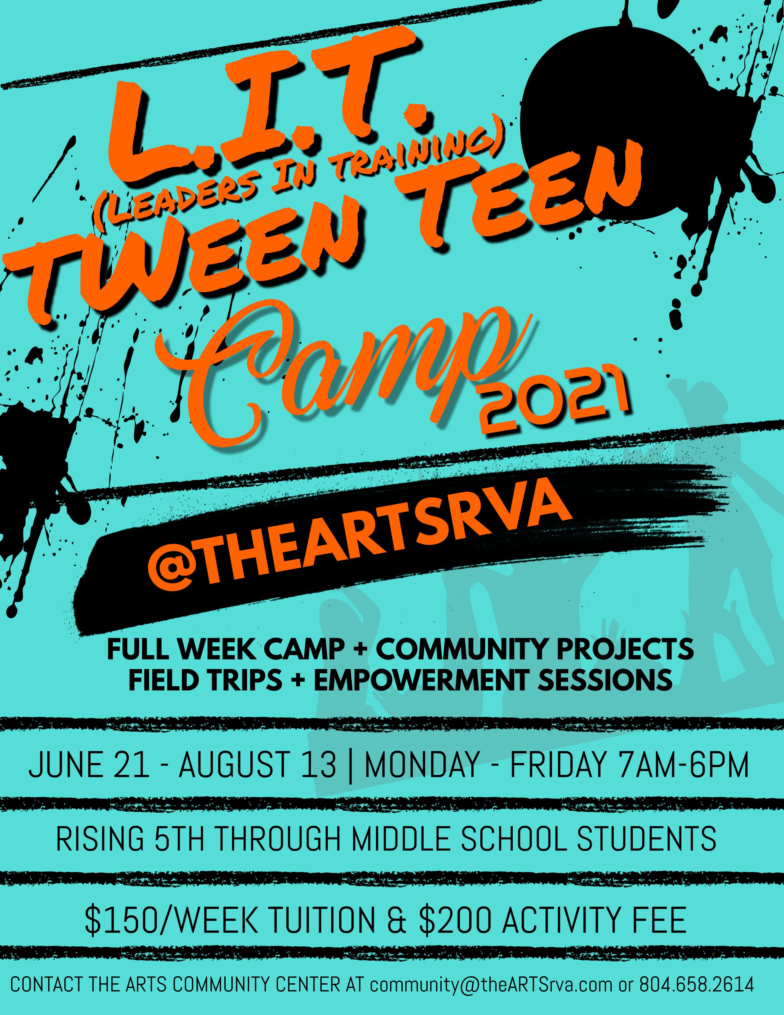 TWEEN TEEN CAMP 2021 revised (1)