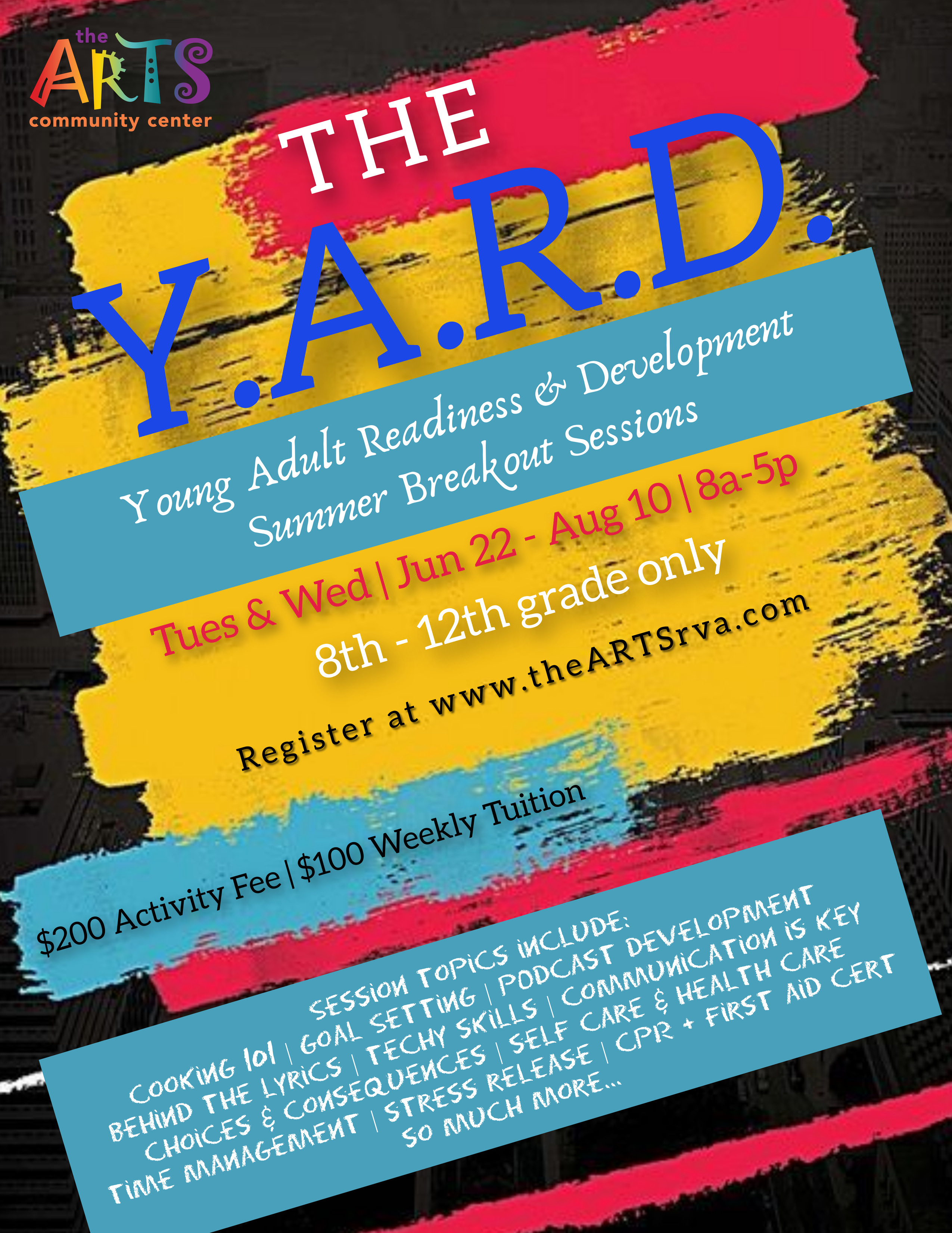 The YARD Flyer 2021 revised (2)