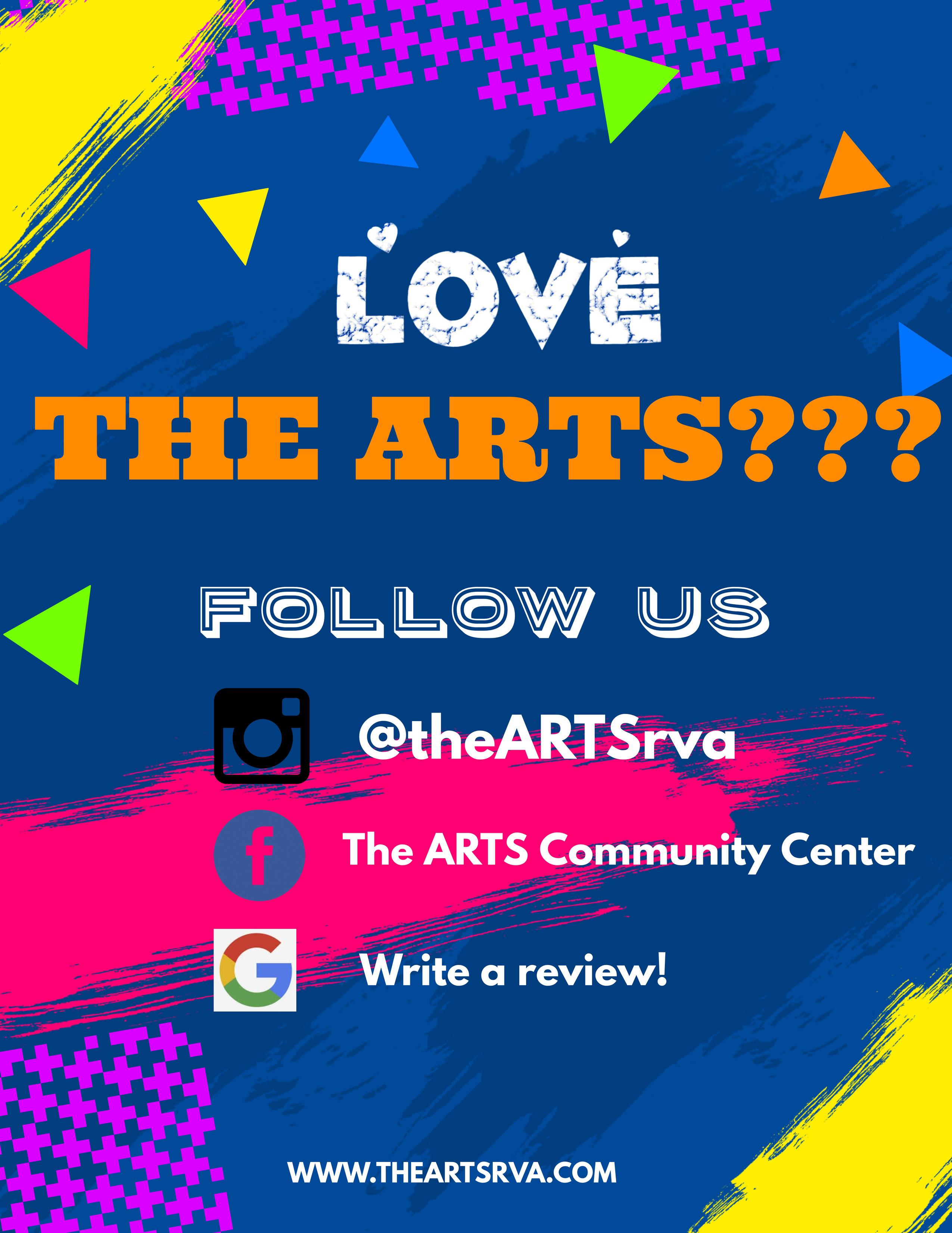 Love The ARTS