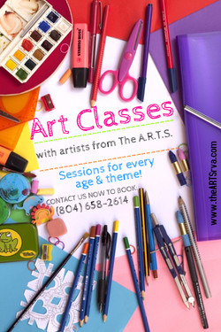 Art Classes for Your Students