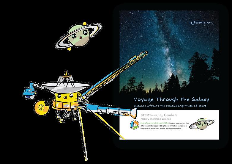 VoyageThrough the Galaxy