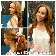 Luxury hair extensio blissful hair pmusecretfo Image collections