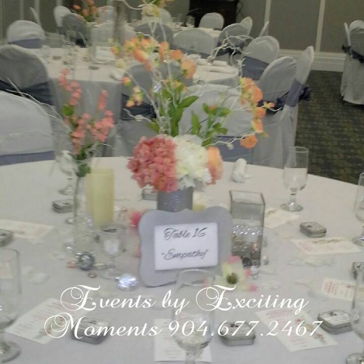 Jacksonville library wedding