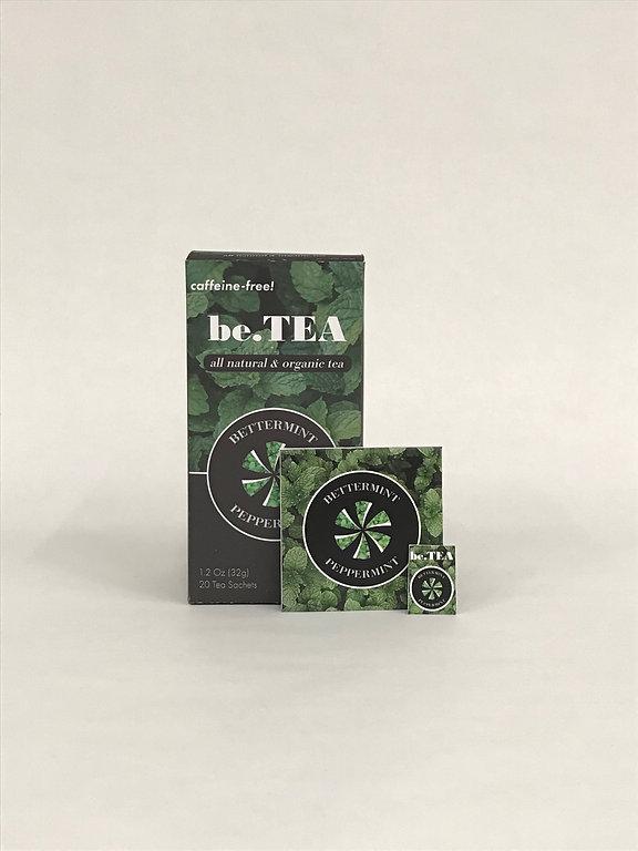 """Be Tea"" Concept"