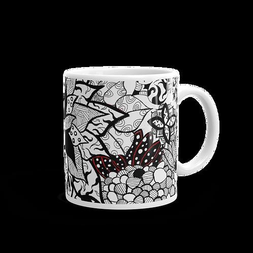 Flower Mix Mug