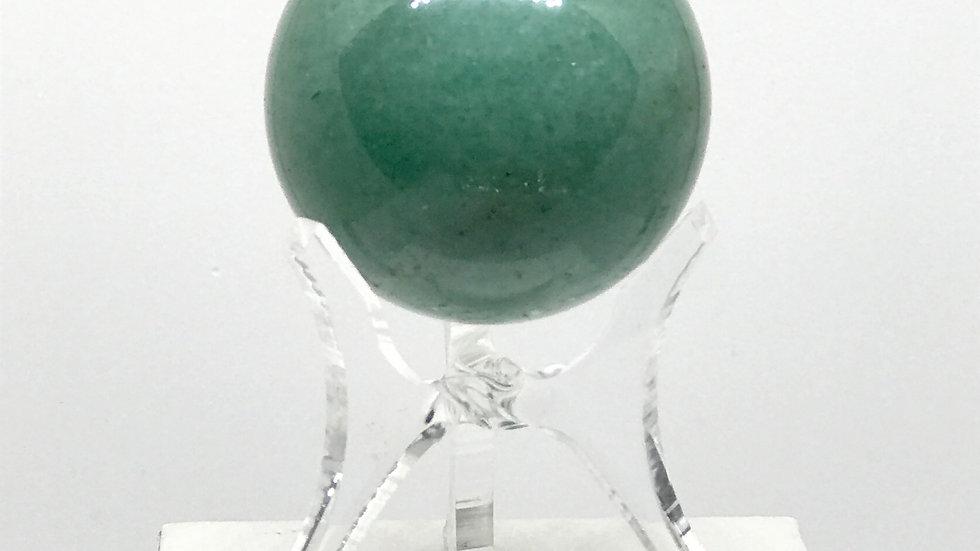 Green Aventurine Sphere  C00006