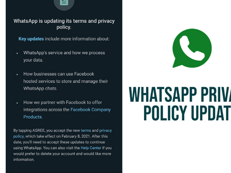 WhatsApp updates Privacy Policy, lefts users with no choice