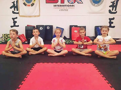 Children Mindfulness nd Yoga