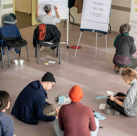 Teilnahme an 'Praxiswerkstatt Strukturbegleitung' der Rosa-Luxemburg-Stiftung