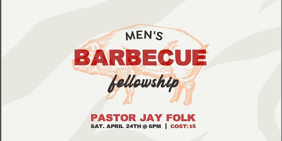 Men's Barbecue Fellowship