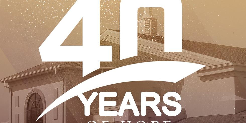 40th Anniversary Banquet