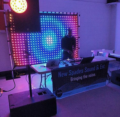 New Spades Sound & Ent.