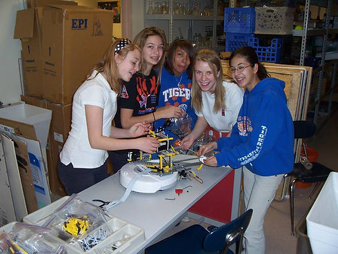 LLMS Students with Robot.jpg