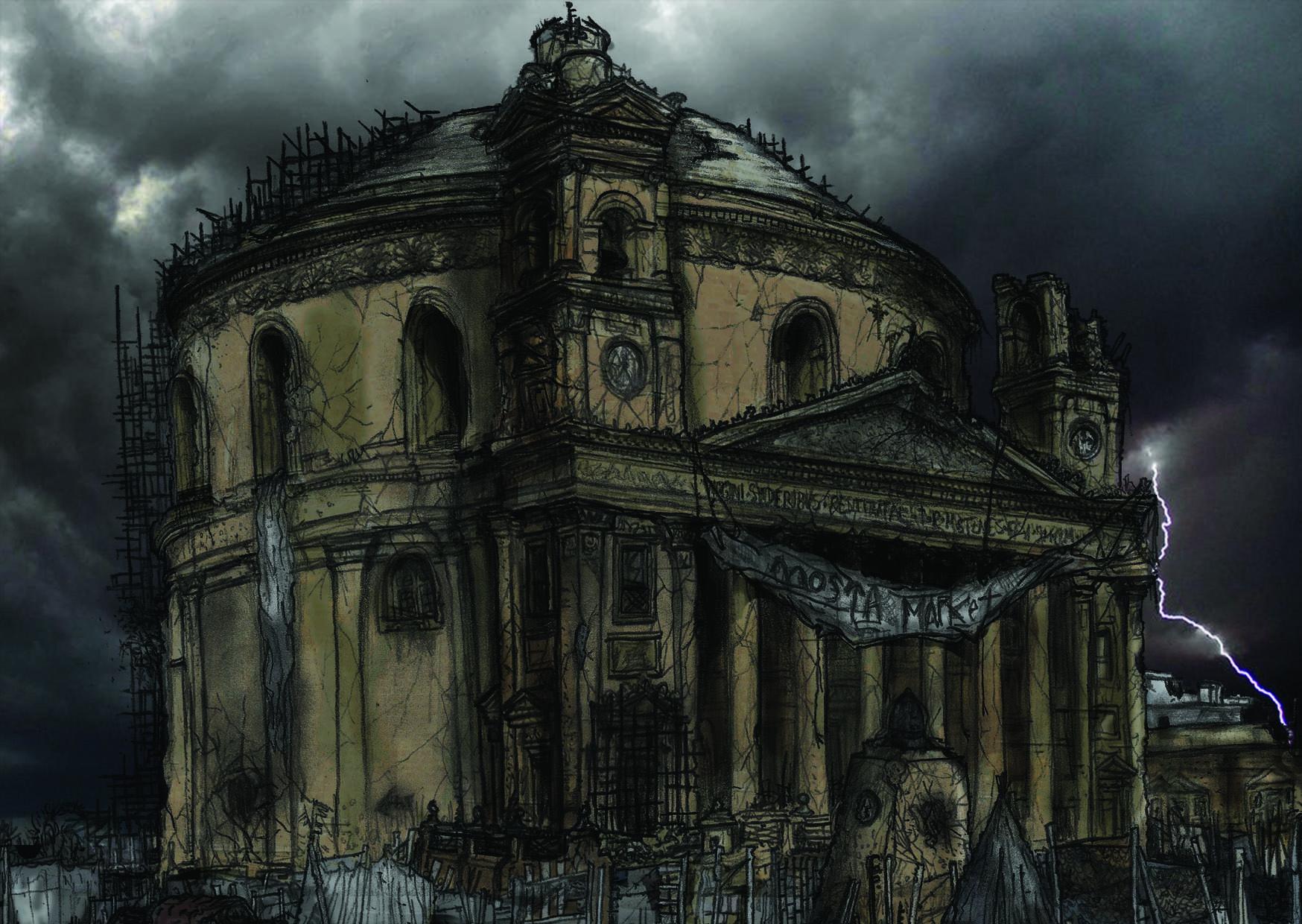 Mosta Dome Market II