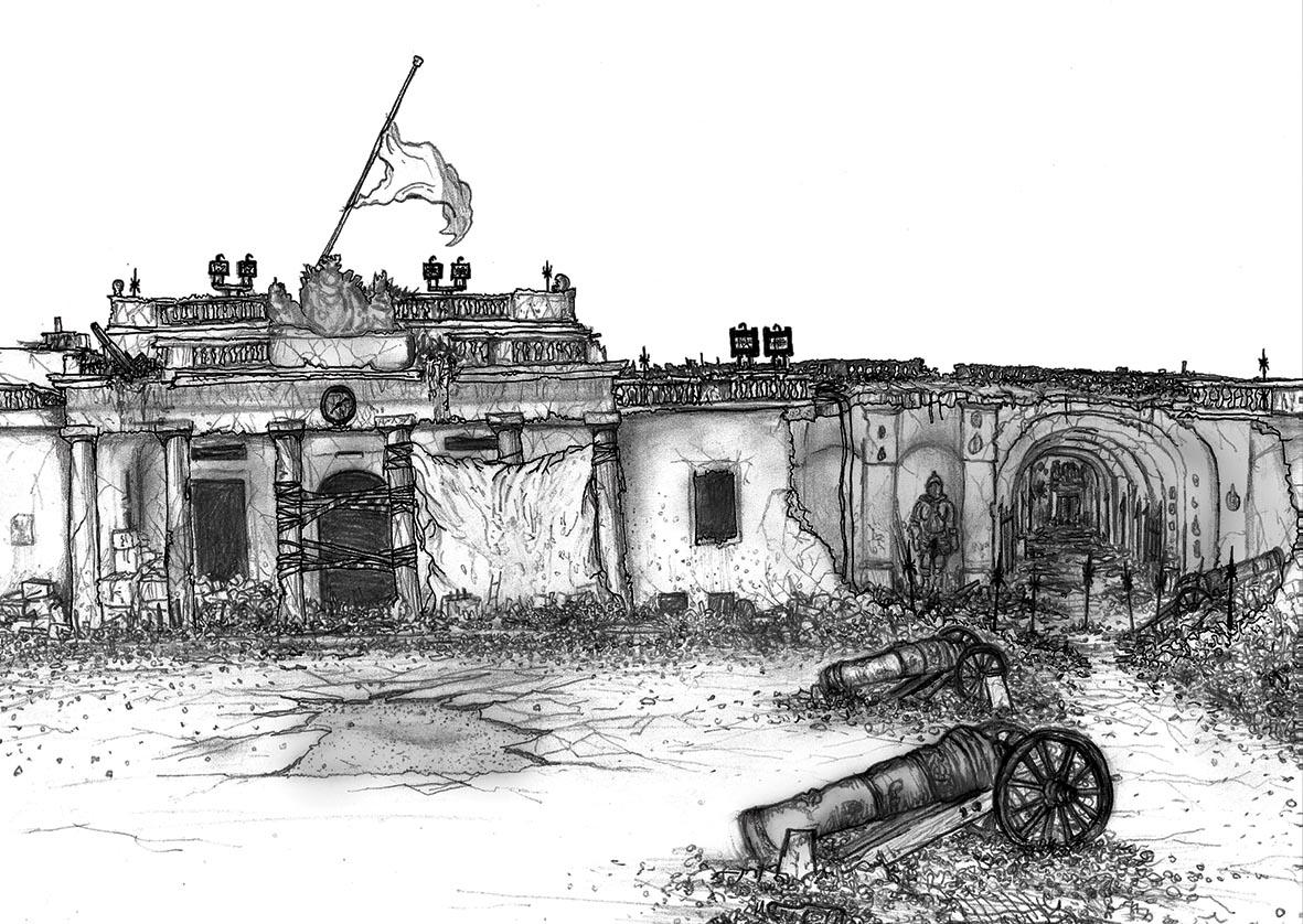 Grandmasters Palace I