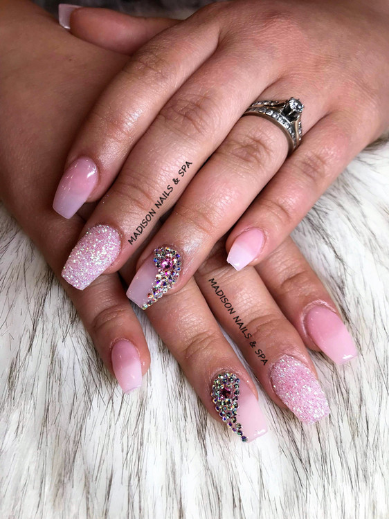 Sugar Nails and Gems