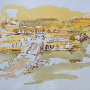 Hatshepsut - West Bank .JPG