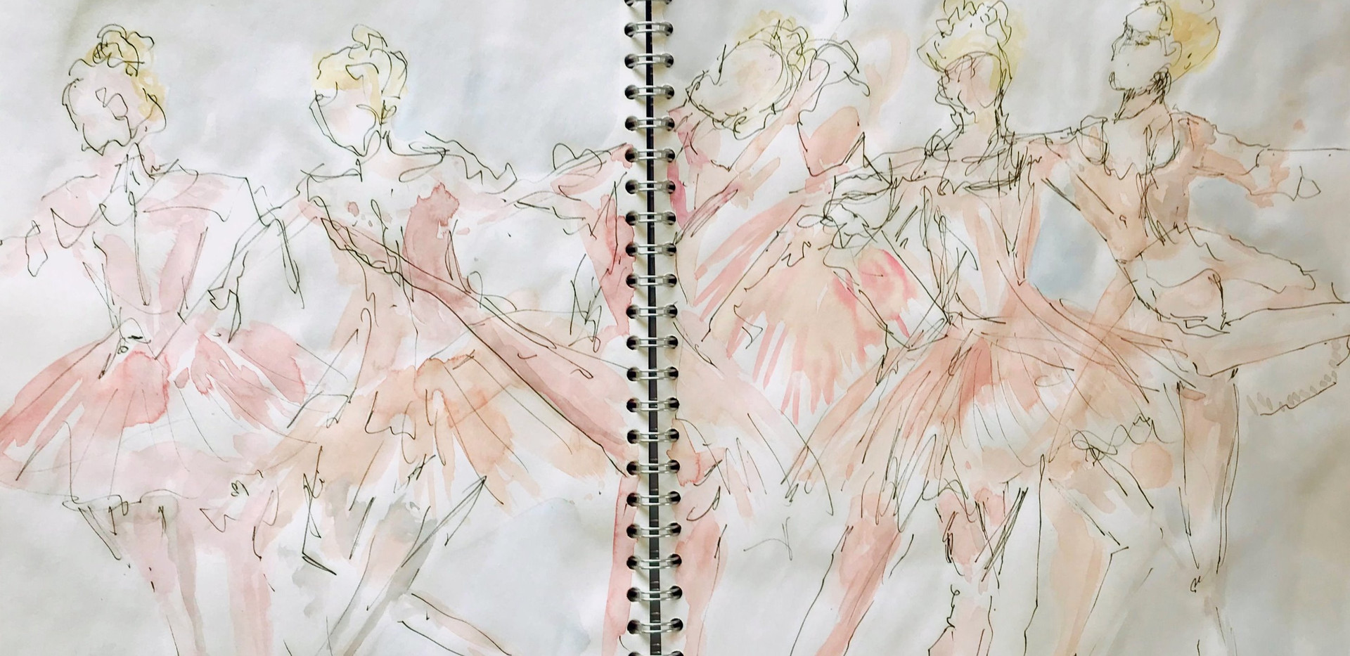 multiple poses in sequence