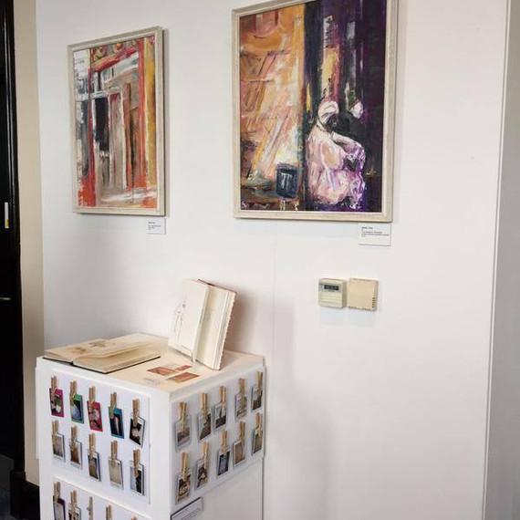 journey exhibition
