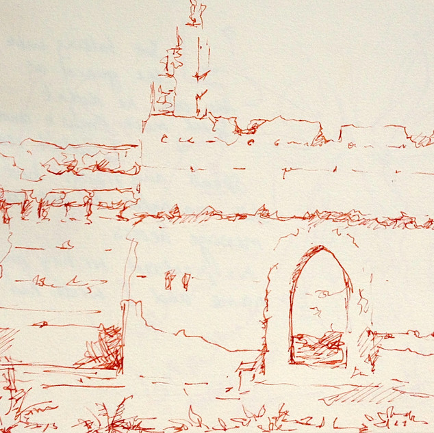 Badi Palace - Marrakeche