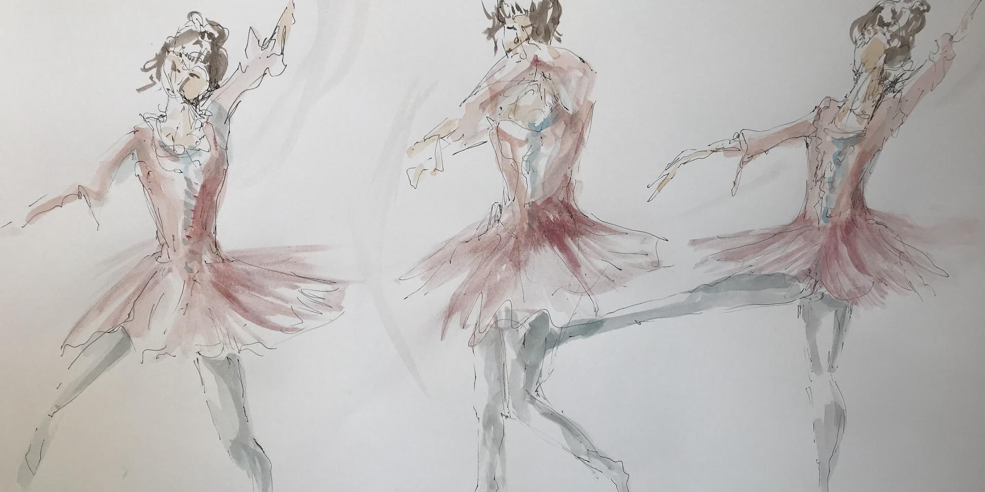 colour Prep sketches