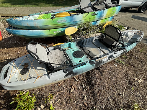 Used- Vanhunks orca double person kayak 13ft