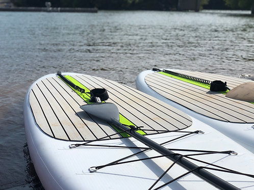 PADDLE BOARD (INFLATABLE 12FT) DAY RENTAL