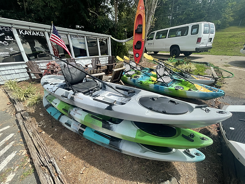 USED- 2021  Bent Rod Kayak 120