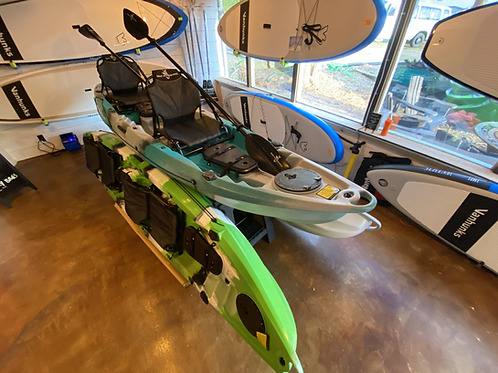 NEW-Bent Rod Kayak 130 - Double person fishing kayak