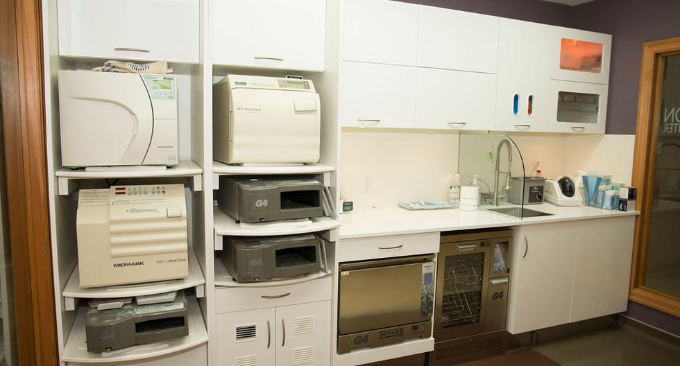 Sterilization Lab