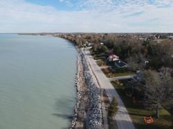 Shoreline Erosion (After)