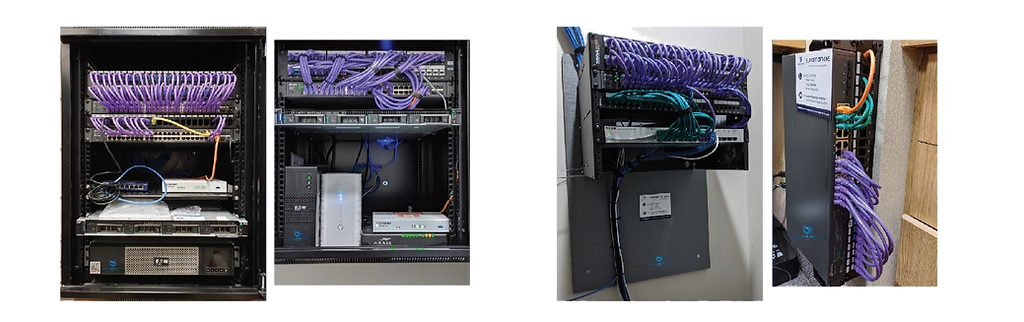 Consys Group Inc. Cabling & Connectivity Solutions
