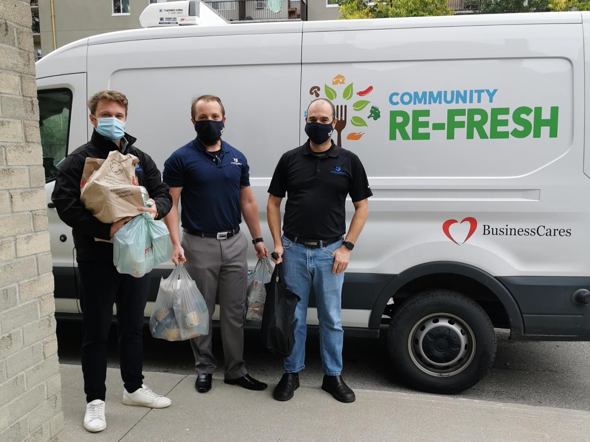 Food Bank Donation